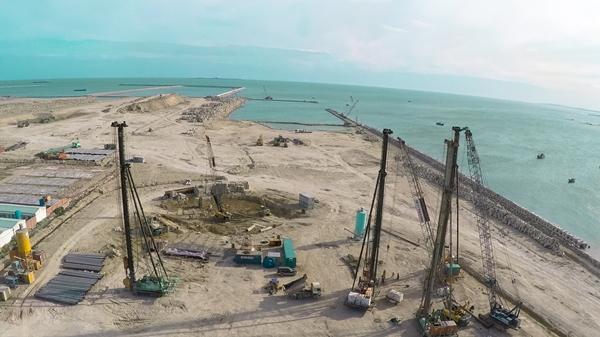 Dự án Nhà máy Nhiệt điện Vĩnh Tân 4
