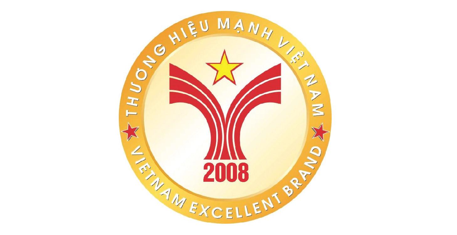 Giải thưởng Thương hiệu mạnh Việt Nam năm 2008
