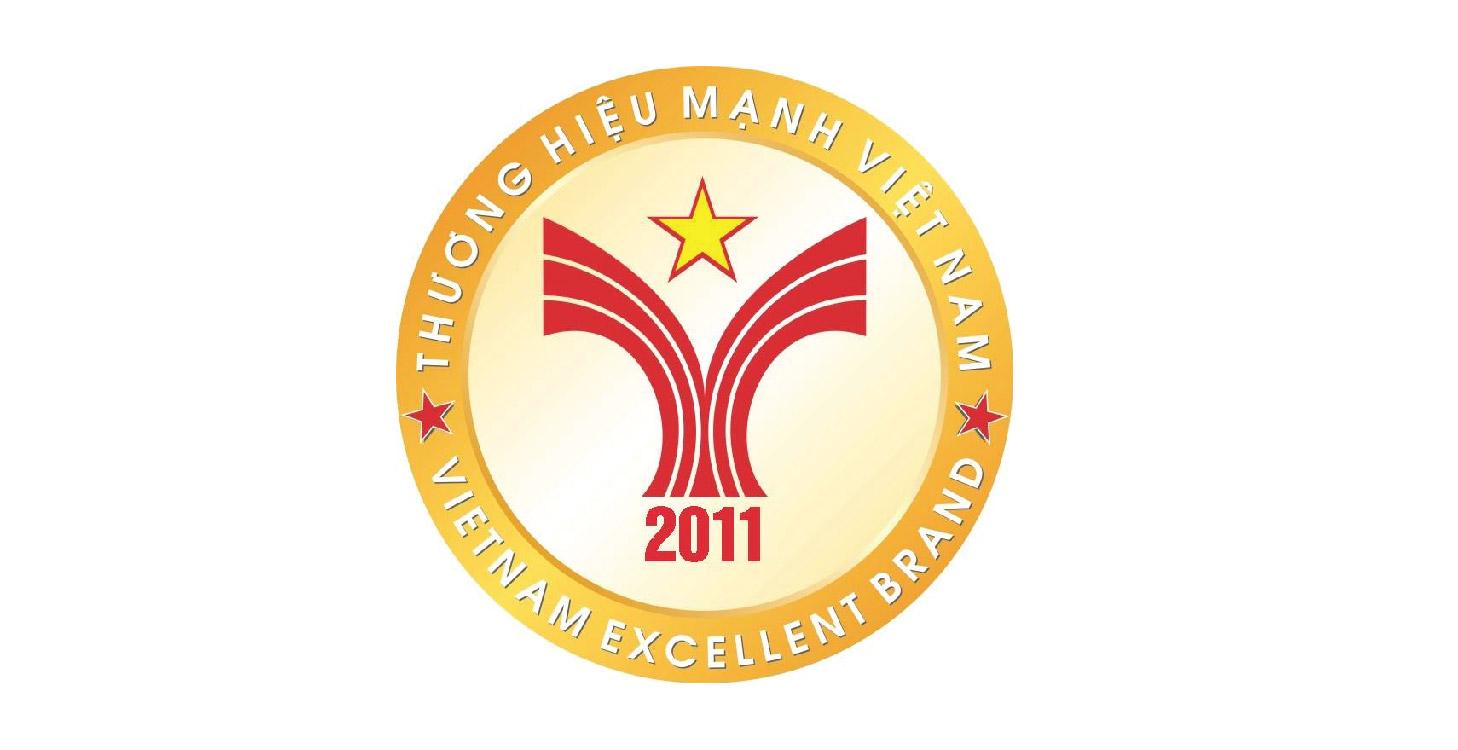 Giải thưởng Thương hiệu mạnh Việt Nam năm 2011