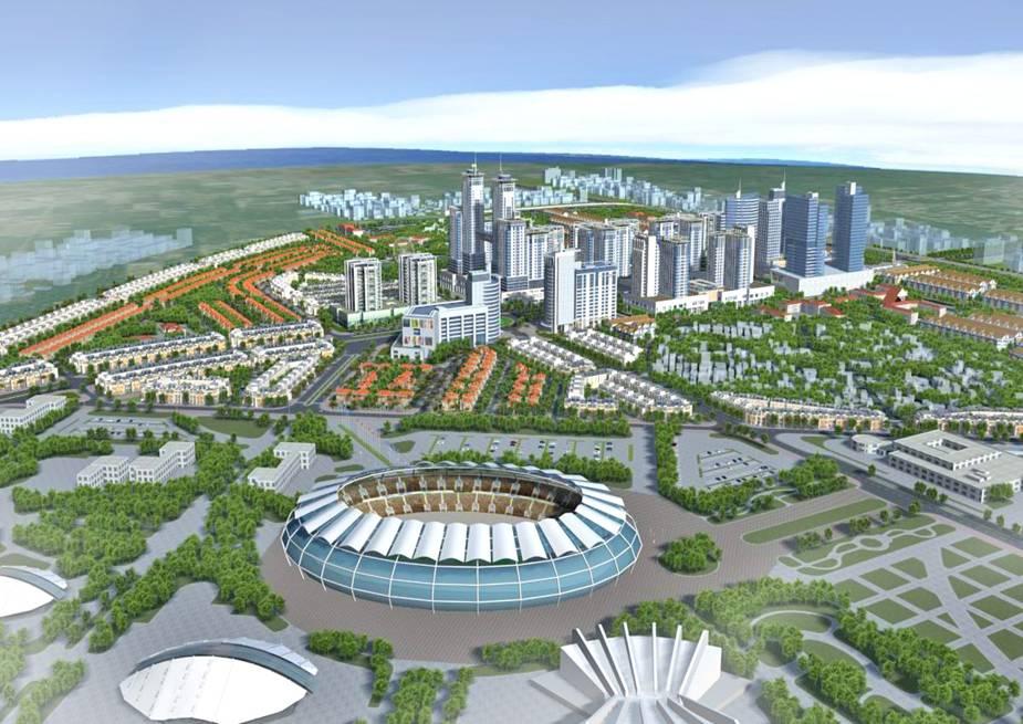 Dự án Khu Đô thị mới Văn Phú – Hà Đông