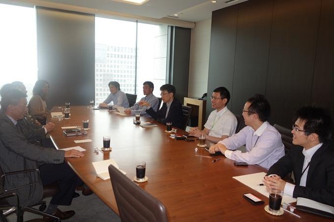 DBJ cam kết sẽ giới thiệu cho công ty FECON những đối tác tin cậy, hàng đầu của Nhật Bản trong cùng lĩnh vực