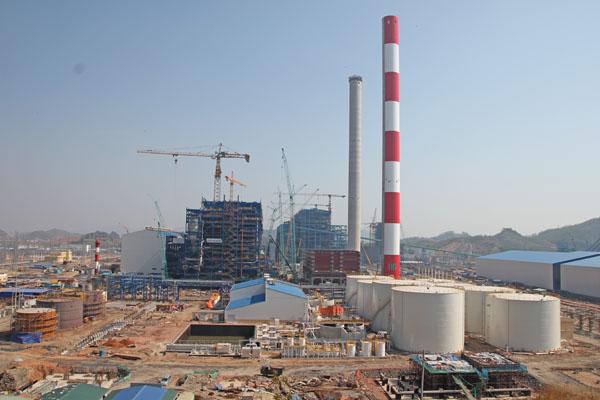 Nhà máy Nhiệt điện Duyên Hải 1