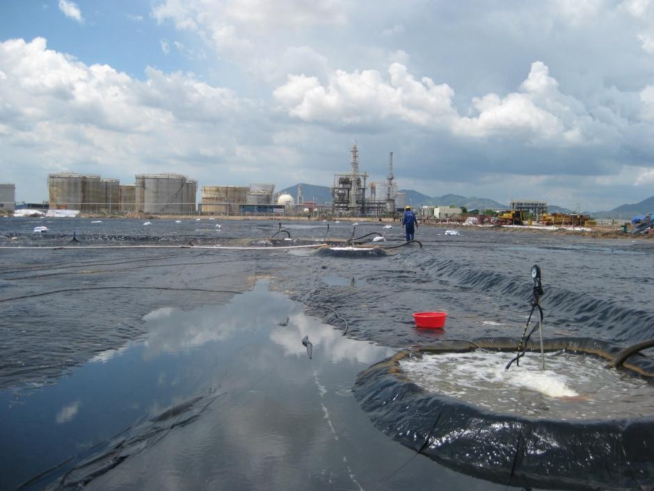 Dự án Kho chứa LPG lạnh Thị Vải