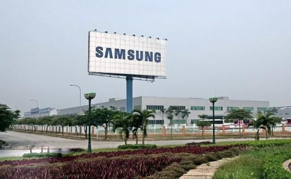 Samsung Display Bắc Ninh
