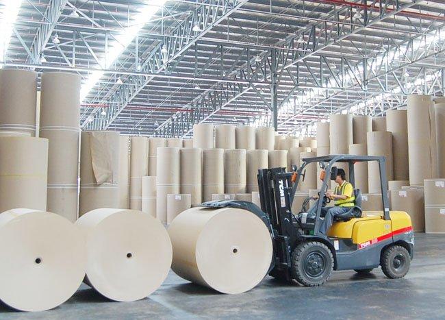 Dự án Nhà máy Bột giấy Quảng Ngãi