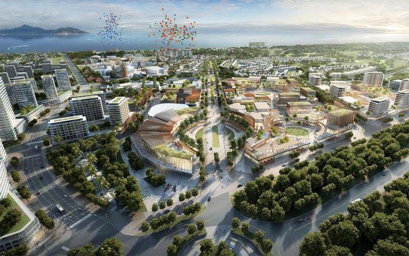 HOIANA (Nam Hội An) – Khu phức hợp nghỉ dưỡng, casino, sân golf