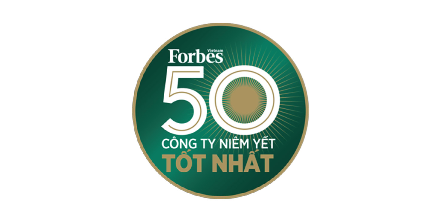 Top 50 Doanh nghiệp niêm yết tốt nhất Việt Nam 2015 - Do Forbes Việt Nam bình chọn