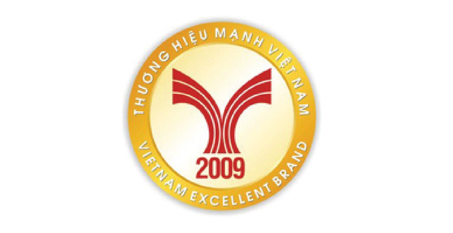 Giải thưởng Thương hiệu mạnh Việt Nam 2009