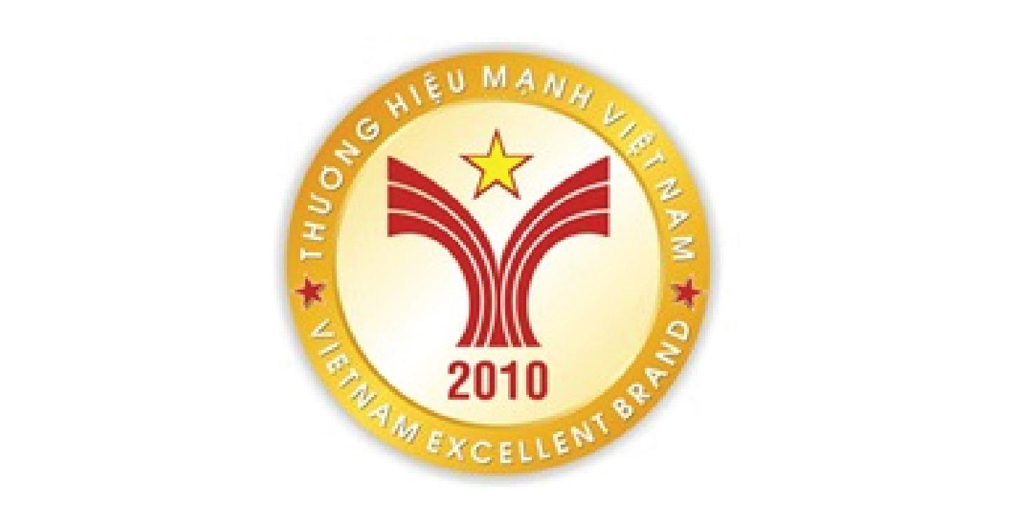 Giải thưởng Thương hiệu mạnh Việt Nam 2010