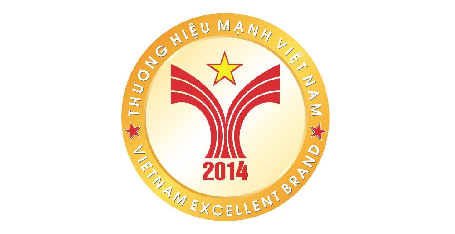 Giải thưởng Thương hiệu mạnh Việt Nam 2014