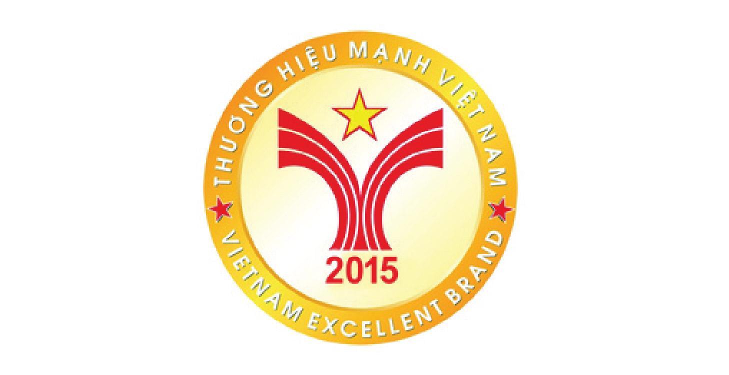 Giải thưởng Thương hiệu mạnh Việt Nam 2015