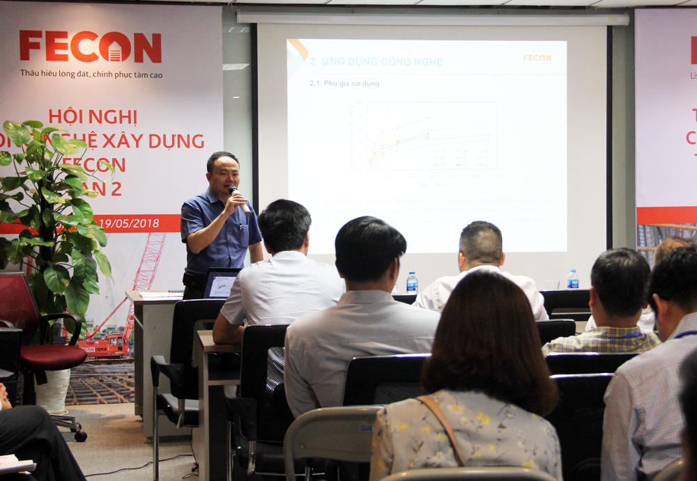 Chủ tịch Phạm Việt Khoa mong muốn thành lập Diễn đàn kết nối các kỹ sư FECON