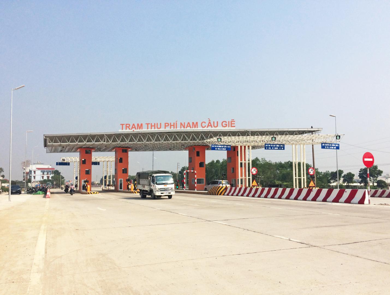 Dự án BOT tuyến tránh Thành phố Phủ Lý - Hà Nam