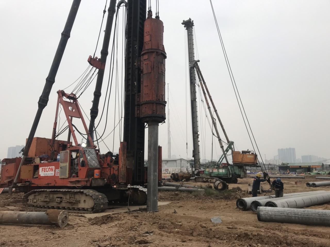 Nhà máy xử lý nước thải Yên Xá - Hà Nội