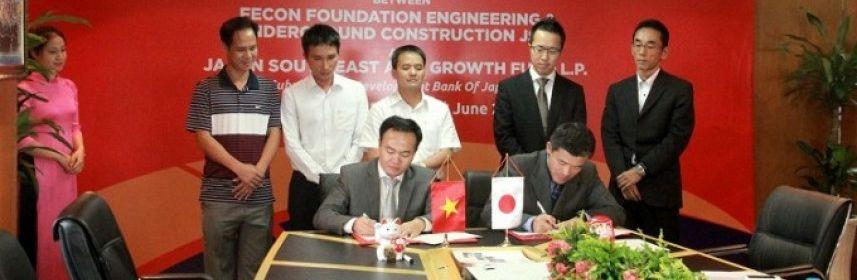 FECON phát hành trái phiếu lần 2 cho Japan South East Asia Growth Fund L.P, hoàn tất đợt phát hành trái phiếu với tổng giá trị 500 tỷ