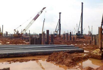 FECON trúng thầu dự án Samsung Thái Nguyên