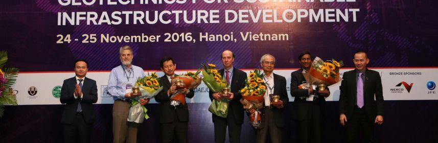 GEOTEC Hanoi 2016: Địa kỹ thuật giúp con người ứng phó với thảm họa thiên nhiên