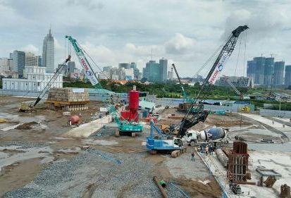FECON khép lại năm 2017 bằng nhiều dự án lớn