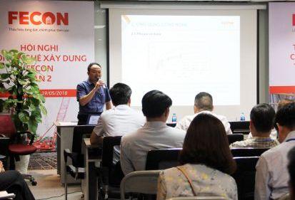 Hội nghị công nghệ xây dựng lần 2: Nơi gặp gỡ của những Kỹ sư FECON