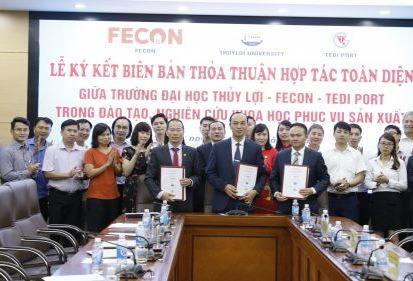 FECON từng bước chuẩn bị cho việc chinh phục hạ tầng thủy
