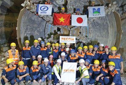 FECON trưởng thành cùng các đối tác đến từ Nhật Bản