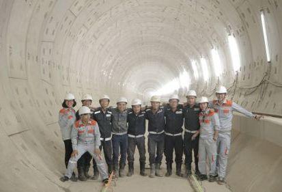 """Bắt tay với """"ông lớn"""" ngành xây dựng Nhật, FECON đang chơi lớn với công trình ngầm, lấn sân đầu tư phát triển hạ tầng"""