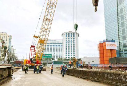 Trước thềm đại hội, FECON đón tin vui từ dự án Metro (Hà Nội), nắm trong tay 1.700 tỷ đồng doanh số