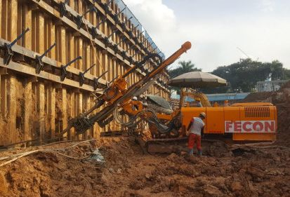"""Doanh nghiệp ngành xây dựng nỗ lực vượt """"bão"""""""