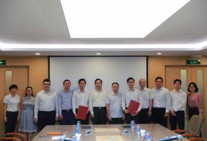 FECON ký hợp đồng với Tập đoàn Thái Bình Dương thi công dự án điện gió Thái Hòa – Bình Thuận