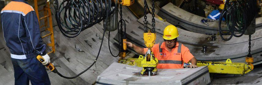 Công nghệ làm đường hầm bằng khiên đào, kích đẩy