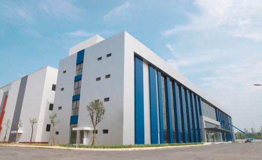 Nhà máy sản xuất LED & Polyester Hòa Lạc
