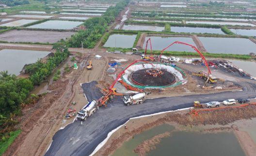 Dự án điện gió Lạc Hoà & Hoà Đông