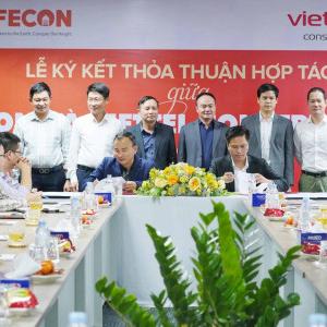 FECON và Viettel Construction bắt tay hợp tác chiến lược, cộng lực để làm lớn hơn