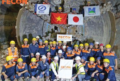 Nhà thầu Việt và giấc mơ làm chủ công nghệ đào hầm đô thị
