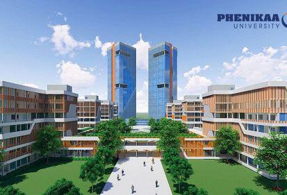 FECON trúng gói thầu thi công tòa nhà 30 tầng thuộc Đại học Phenikaa