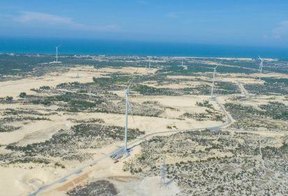 FECON báo lãi 6 tháng đầu năm 2021 tăng 38,9% so với cùng kỳ nhờ các dự án điện gió