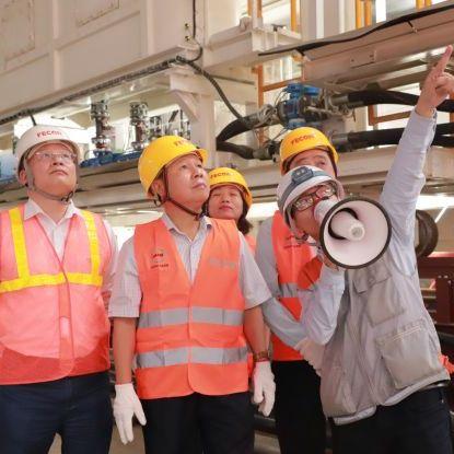 Dự án Metro Line 3 Hà Nội đã có trên 3,5 triệu giờ làm việc an toàn