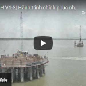Hành trình chinh phục Dự án điện gió Trà Vinh V1-3