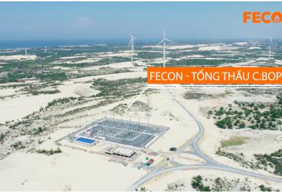 Hành trình chinh phục Cụm trang trại điện gió B&T Quảng Binh