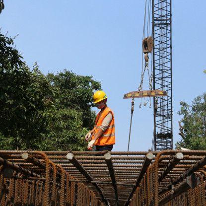 Thi công D-Wall tại ga S10 - Dự án Metro Line 3 Hà Nội