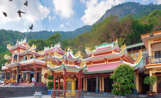 Khu du lịch tâm linh Núi Bà Đen - Tây Ninh
