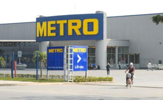 Siêu thị Metro 2 Hà Nội