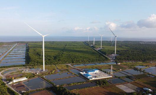 Dự án điện Gió Quốc Vinh - Sóc Trăng