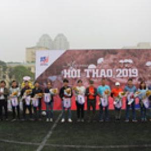 FCM – THAM DỰ HỘI THAO FECON NĂM 2019