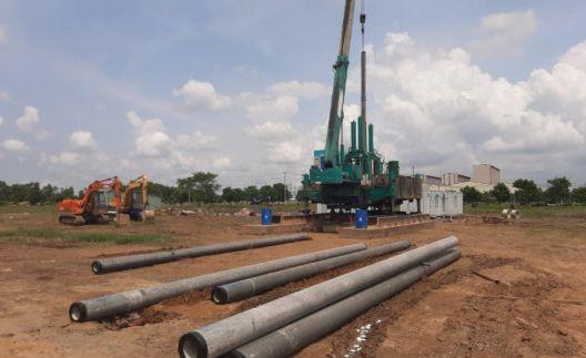 Nhà máy Công ty TNHH Sunrich Việt Nam