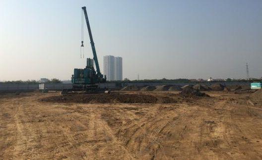 Đầu tư xây dựng trường tiểu học, THCS và THPT Phương Canh