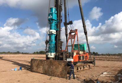 FPL tiếp tục triển khai Dự án điện gió Hòa Bình 5 tại Bạc Liêu