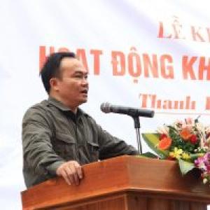 FECON Mining khởi công mỏ đá tại Tĩnh Gia, Thanh Hóa