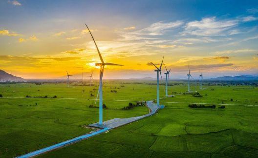 Dự án Nhà máy Điện gió Quốc Vinh Sóc Trăng