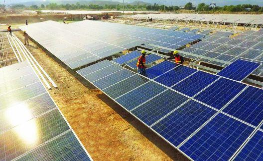 Dự án Nhà máy Điện mặt trời Vĩnh Hảo 6
